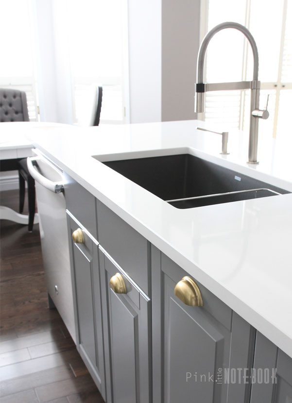 Thinking about the BLANCO SILGRANIT Sink? - Pink Little ...