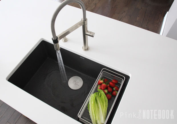 Thinking About The Blanco Silgranit Sink Pink Little