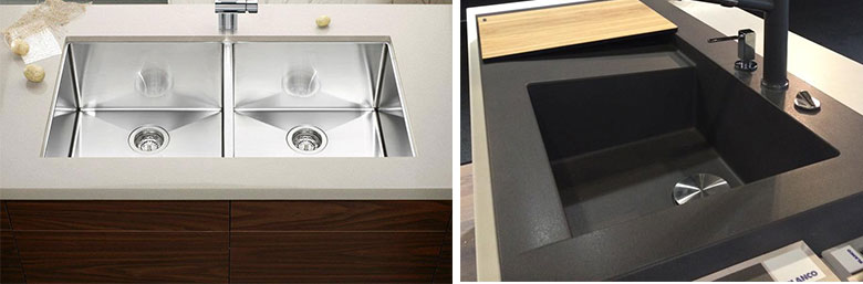 Thinking about the BLANCO SILGRANIT Sink? - Pink Little NotebookPink ...