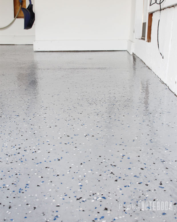 Rocksolid New Polycuramine Garage Floor Coating Home